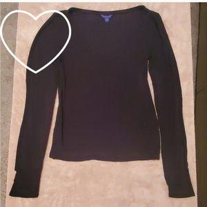 Aeropastal long sleeve shirt